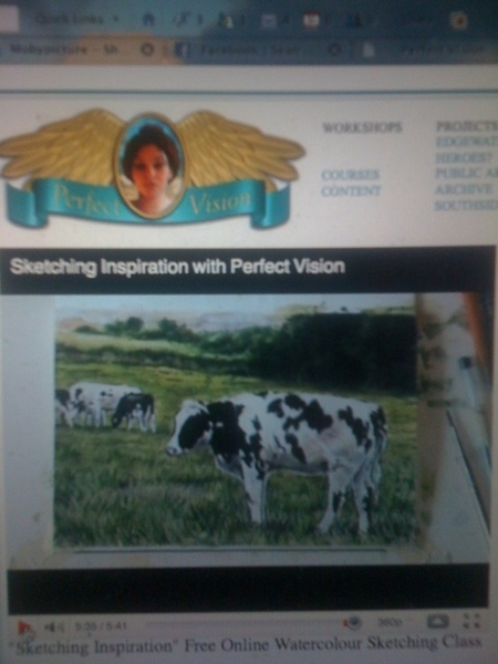 Sketching Inspiration a Perfect Vision Demo to download now