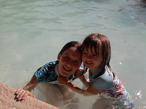 Sisters at Raging Waters (SLC)
