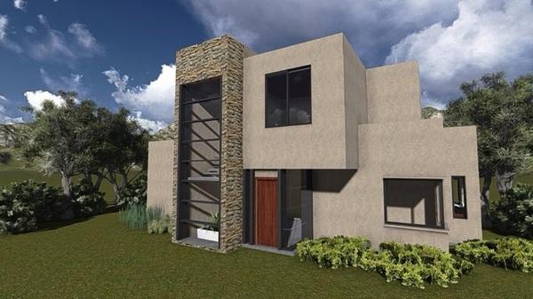 Nada mejor profesionalmente cuando el cliente Se va #Feliz  #Diseño #Casa #Pingueral #Chile #Arquitectura