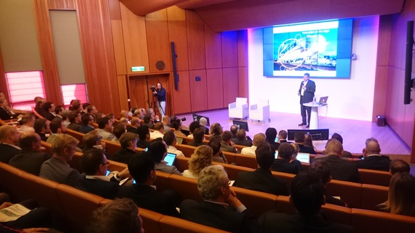 Opening Nationaal Bitcoin Congres 2051 door Brunon Bartkiewicz, Chief Innovation Officer ING Bank.