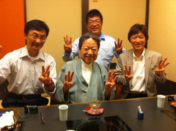 草食投資隊と竹田和平さんです。 #ssk104