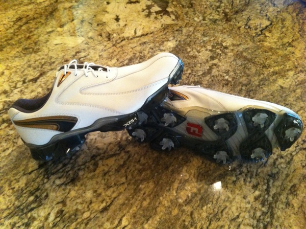 Check out my new Footjoy XPS-1! Wow @Footjoy you have done it again. Hands down, the best shoe you have ever made!