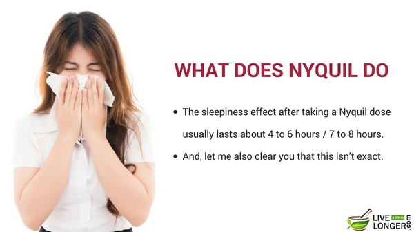 Nyquil for sleep reviews