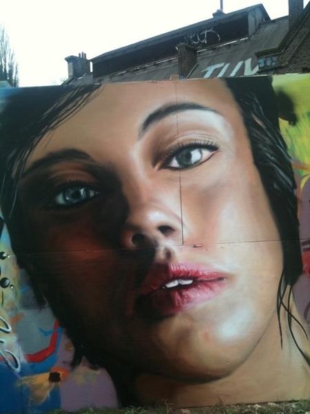 Graffiti Amsterdam watergraafsmeer