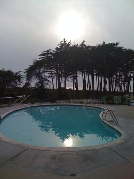 At Seascape Resort, Santa Cruz, CA
