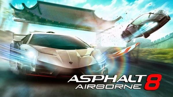Asphalt 8 Airborne hack trucchi astuce