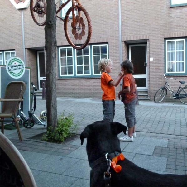 Nederland Spanje in het klein ;-)