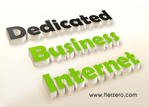 Dedicated business internet