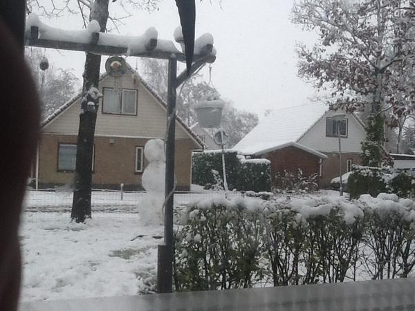 Zo mooi in Brabant plaats wernhout #buienradar