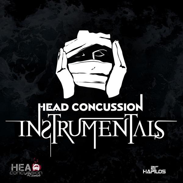 HEAD CONCUSSION RECORDS INSTRUMENTALS - LP - #ITUNES 10/15/13 @rvssianhcr