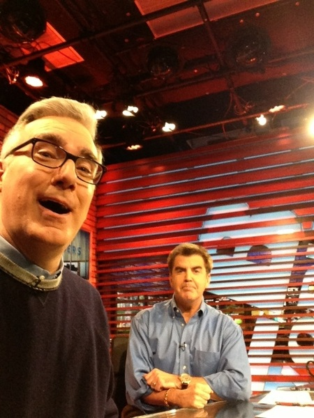 And away we go - Mr @CHConfidential Brian Kenny ready to go from Studio K with Hot Stove on @MLBNetwork
