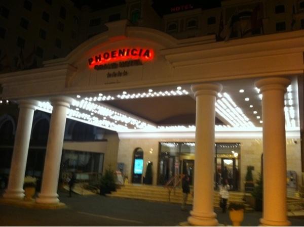 De Revelion vom canta la Phoenicia Grand Hotel Bucuresti