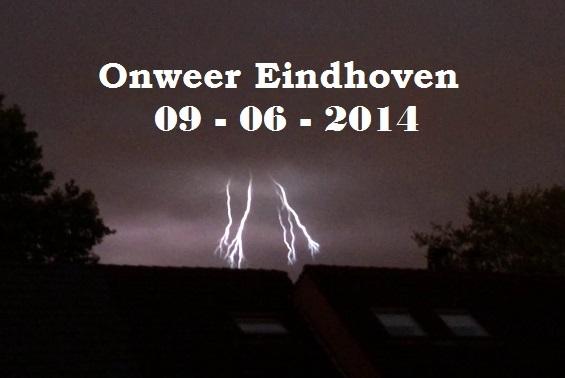(Deel 2) Onweer regio Eindhoven: http://youtu.be/AsNK0avAjP8 #buienradar