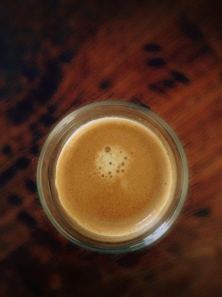 Zo nu eerst koffie