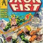Iron Fist was the first to see Sabertooth in the Marvel universe.  This issue is worth a pretty penny.