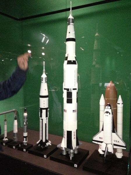 Great models. Saturn 5 gebruikte 100k liter fuel/minute