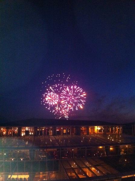 Vuurwerk @Scheveningen: