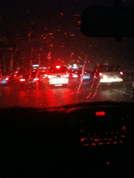 Rain rain rain jam jam jam