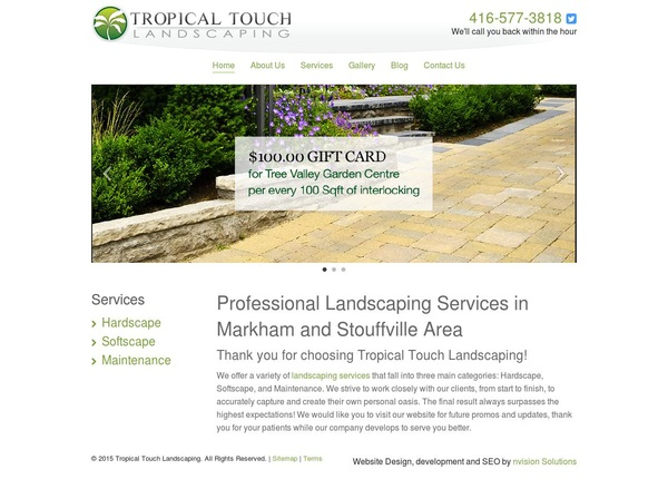 Professional landscaping services by moodytransit for Professional landscaping service