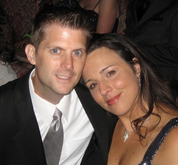 Happy birthday to my wonderful wife!