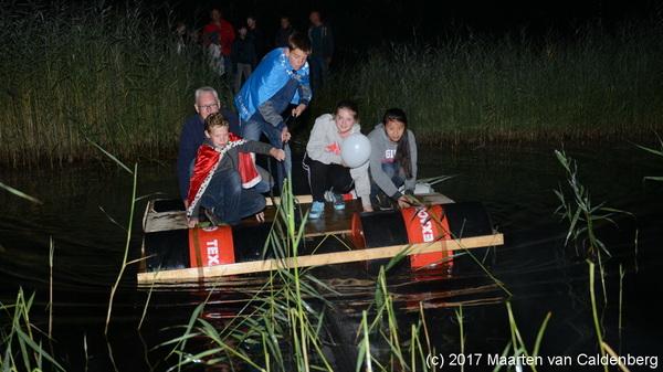 Afgelopen avond/nacht organiseerde @sjvrosmalen de jaarlijkse #spooktocht voor de kids uit groep8 #sjvkvw #rosmalen