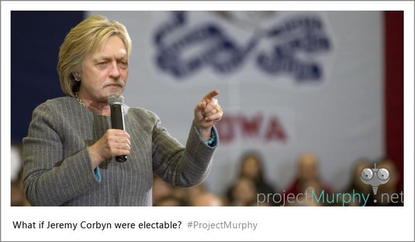 What if Jeremy Corbyn were electable? #ProjectMurphy