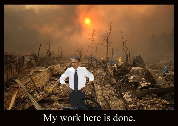 EXCELLENT! Obama & destruction of America.  #hcr #tlot #tcot #politics #news #healthcare #GOP #democrats #liberals #obamacare #economy #teaparty #military #republicans #independent #foriegnpolicy #imm