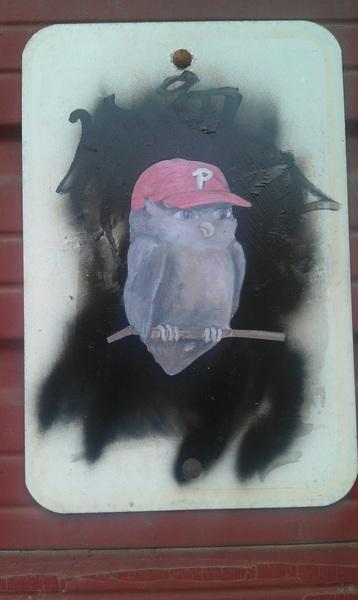 Phillies Bird