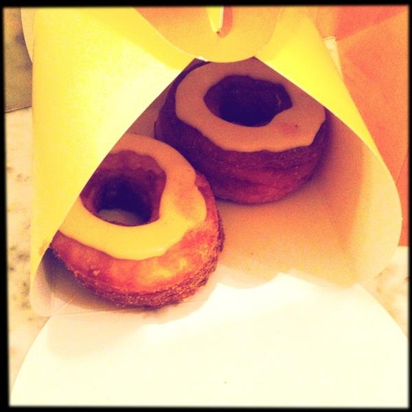 Ladies and Gentlemen, the #cronut