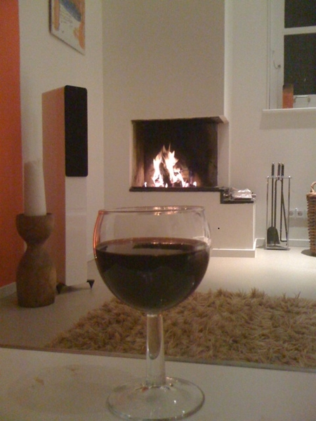 Enjoying friday evening w/ @huub