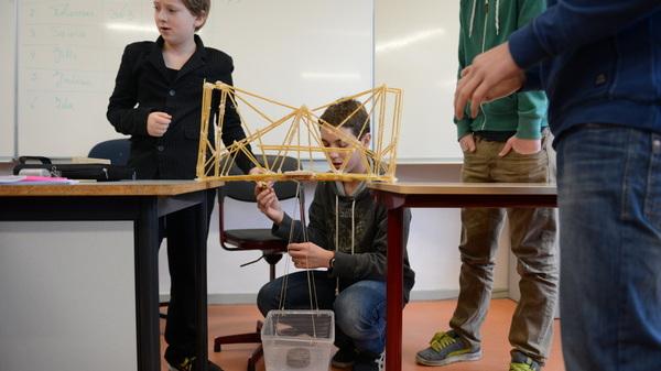 Nog een #spaghettibrug nu van #b1t @rodenborch #rosmalen
