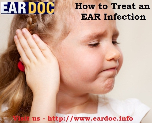 How to Treat an EAR Infection