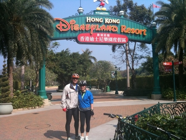 Disney on Cny