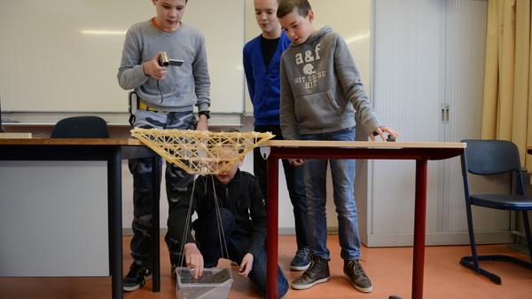 Prachtige resultaten bij #spaghettibrug wedstrijden van #talenttraject @rodenborch #rosmalen