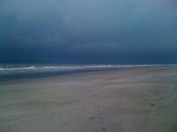 Winterstorm coming up...