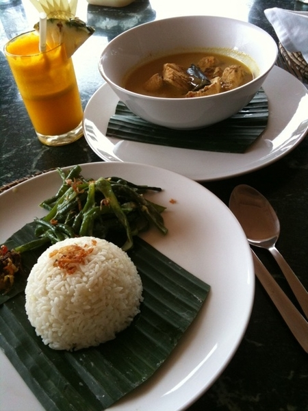 Tengiri curry