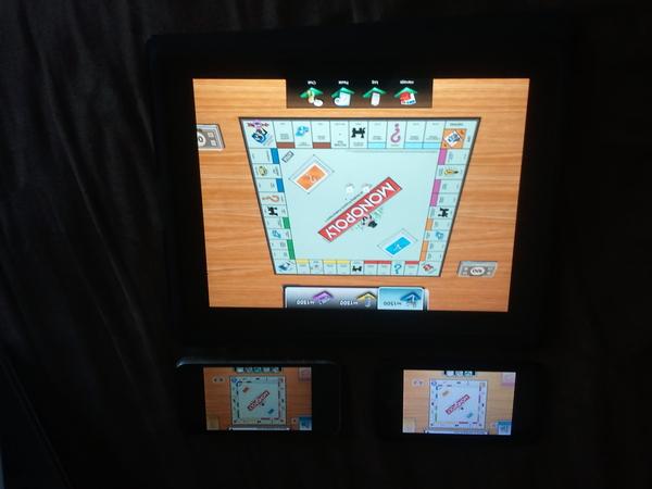 Het moderne monopoly met @dhunink en @floriswouter #iphone #ipad #ipod