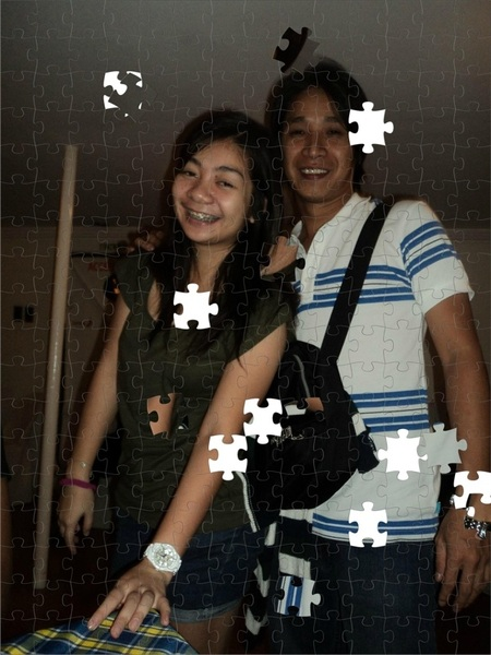 The puzzle that completes me <3