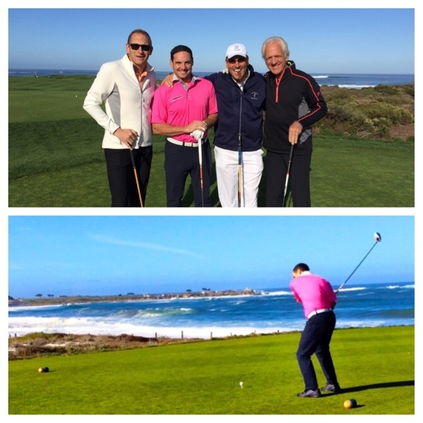 Not a bad way to spend a day with good friends #Pebble