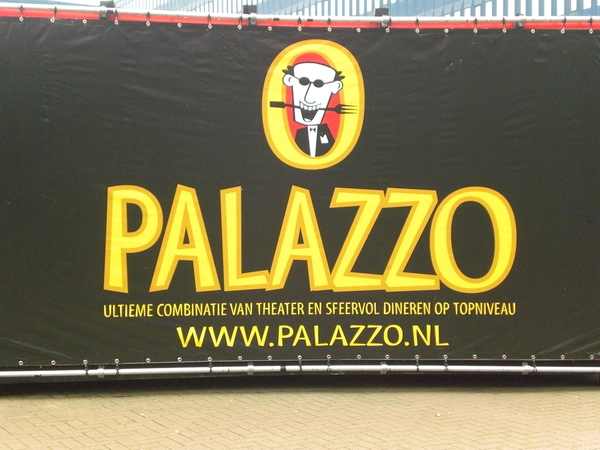 Palazzo Amsterdam: Culinaire dinershow in Amsterdam Zuidoost