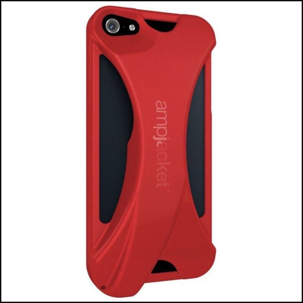 Kubxlab Ampjacket Amplifier Hard Case for Apple iPhone 5 / 5S / SE - Red #UKSOPRO https://t.co/W434z5sTBO