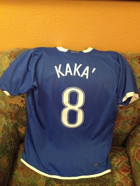 @swapofthetable Kaka Brazil Nike Large #swapofthetable