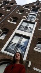nieuwe stek van mijn dochter @marijnschilling #brouwersgracht #woongroep #jaloers