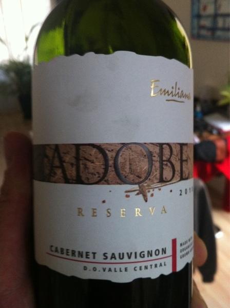 Trouwens ook best een lekkere (biologische) wijn. En geen veiligheidslekken ;-)