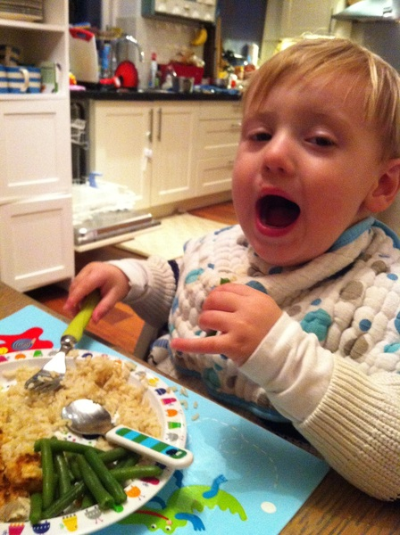 Fletcher of the day: RICE!