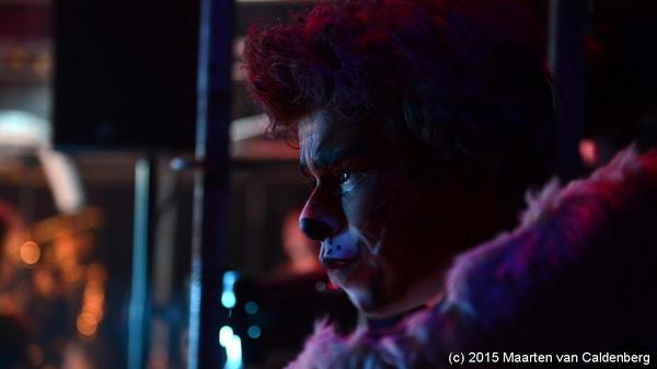 De Kit Kat Kater uit #musical #cats @rodenborch #rosmalen