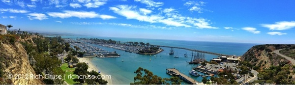 Here is a pano I just took @DanaPointHarbor with my #iphone4s @visitca